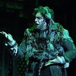 A Christmas Carol, The Musical 2013 - Pictured: Brad Nacht as Jacob Marley Photo Credit P. Switzer Photography 2013
