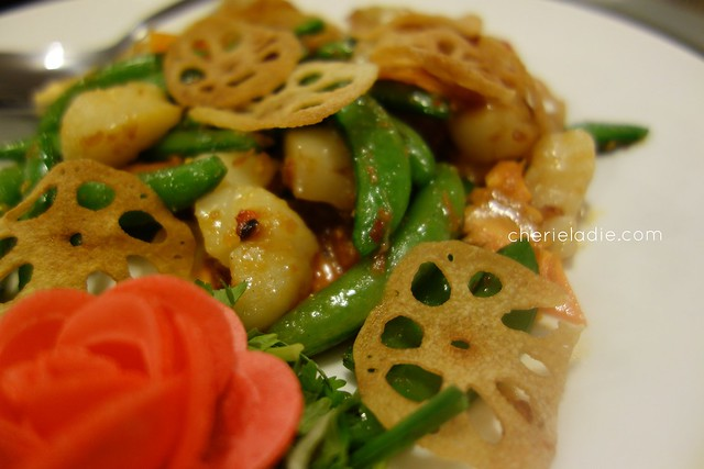 Gu Ma Jia 8 Treasures Vegetables dish