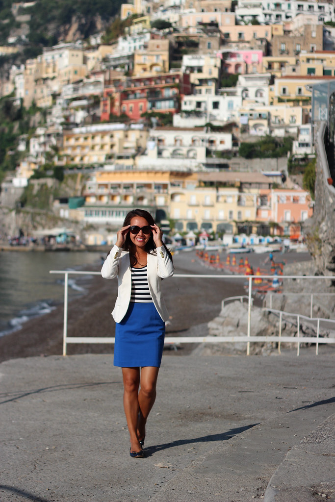 Amalfi Blue and Stripes8