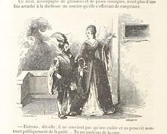 """British Library digitised image from page 372 of """"Les Environs de Paris, histoire, monuments, paysages ... Par l'élite de la littérature contemporaine (L. Gozlan, J. Janin, Viollet-Leduc, etc.) ... 200 dessins [Edited by J. E. C. N.]"""""""