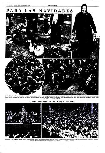 La Vanguardia, 24 de diciembre de 1934, suplemento gráfico. by Octavi Centelles