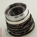 Carl Zeiss Tessar 50mm f2.8 Icarex 35 TM lens