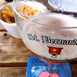 ベルギービール大好き!!セント・ベルナルデュス・トリプルSt Bernardus Tripel @ベル・オーブららぽーと豊洲