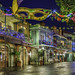 Christmas in New Orleans Square - Disneyland by Gregg L Cooper