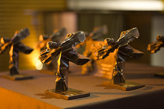 Los galardonados recibirán una escultura diseñada exclusivamente para estos premios por el artista Perecoll