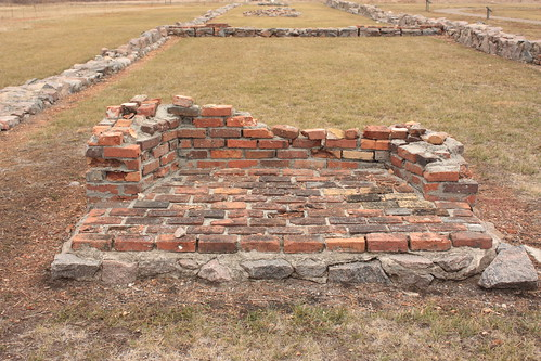 ruins at Fort Ridgely 2