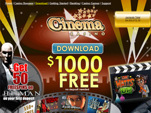 Cinema Casino Home