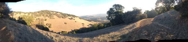 Mt Burdell Panorama