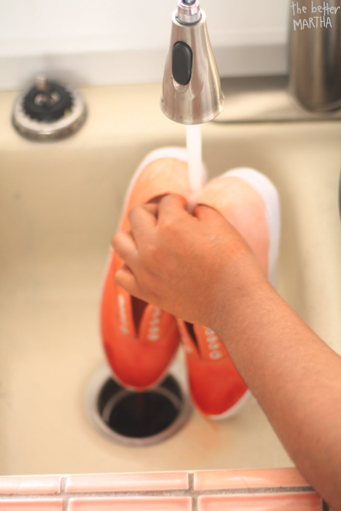 Step 5- Rinse