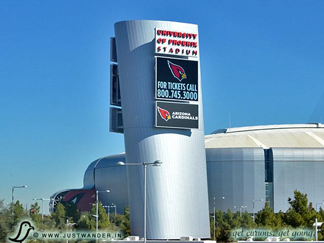PIC: University of Phoenix Stadium