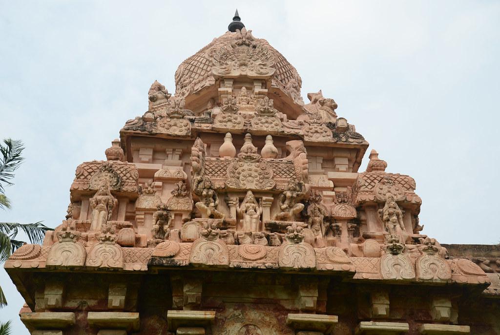 Brihadisvara temple, Gangaikondacholapuram