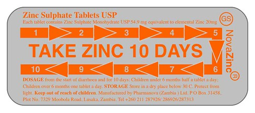 Designing For Better Zinc Adherence