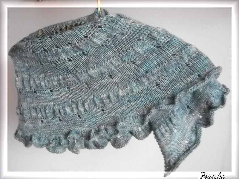 citron shawl, kendő (2)