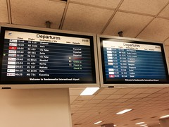 Departure information