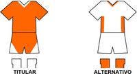 Uniforme Selección Otañense de Fútbol