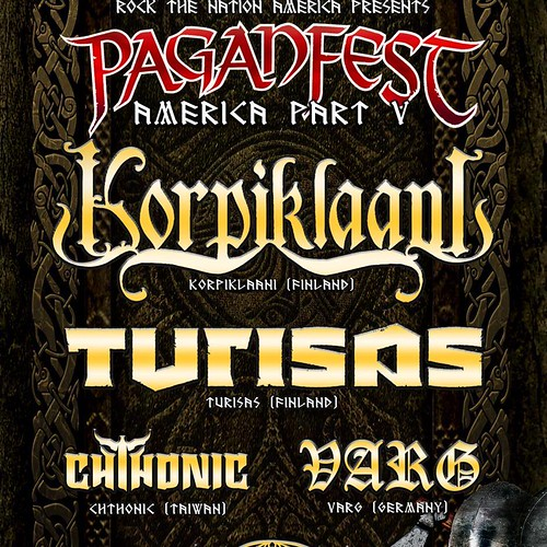 Paganfest at the Ottobar