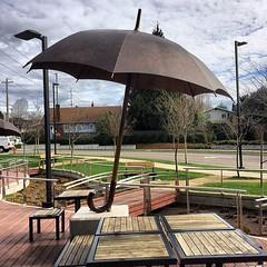 umbrella, outdoor structure,