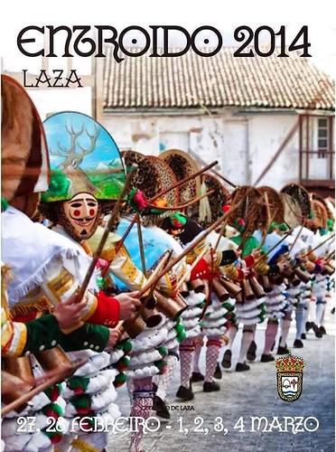 Laza 2014 - Entroido - cartel 1