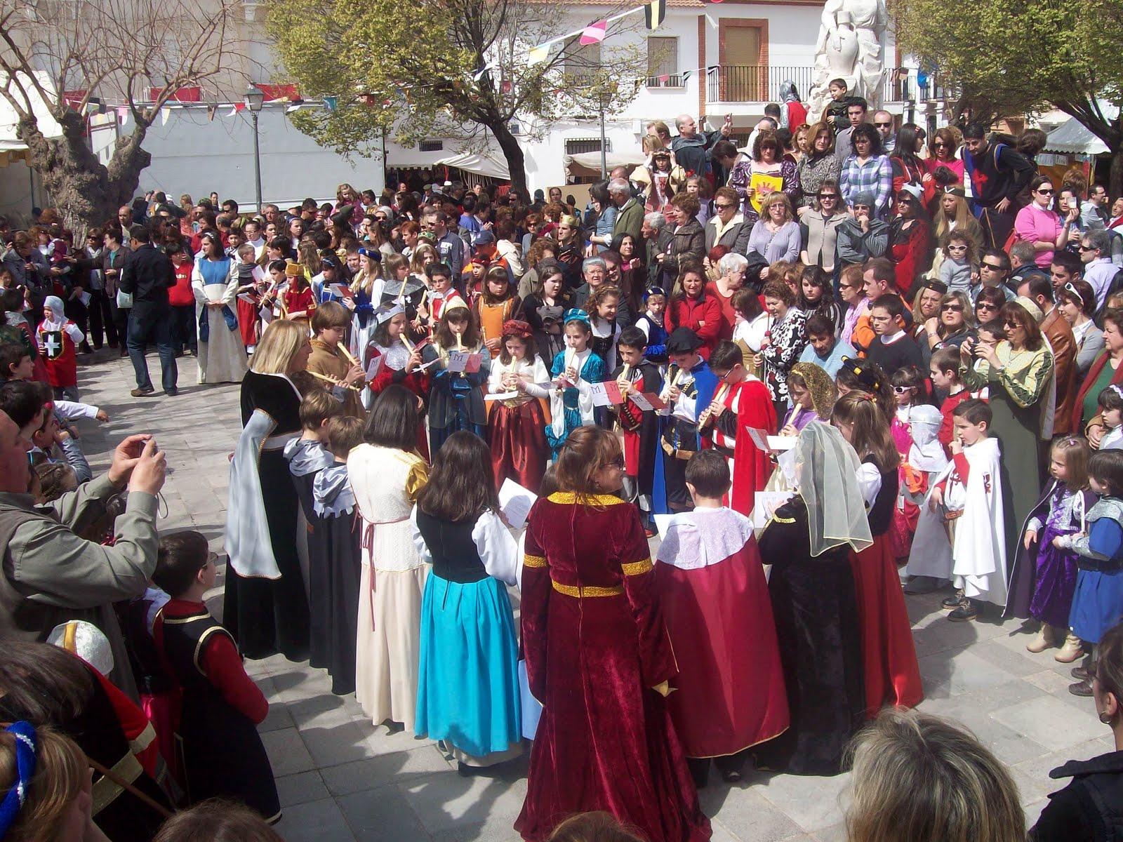 4. Danzas medievales infantiles. Autor, Pedro Castellanos
