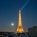 Tour Eiffel by Raphaël Melloul