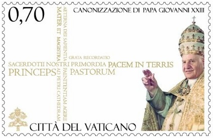 20140321 Canonizzazione Papa Giovanni XXIII - Vaticano - singolo