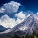 Colima con su inconfundible Volcán. by Christian Villicaña (Fotografía)