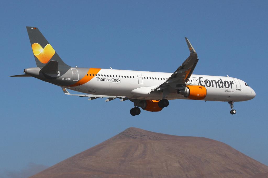 D-AIAC - A321 - Condor