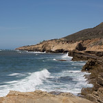 Cliffs of Cabrillo National Monument