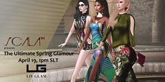 SCALA presents LIV Glam - The Ultimate Spring Glamour