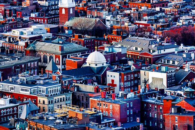 North End Rooftops