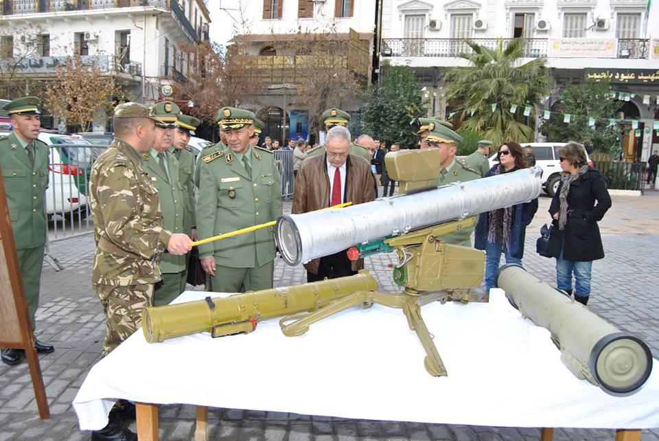 القوات البرية الجزائرية [  Missiles Anti-Chars ]   33132949664_6d7687708d_o