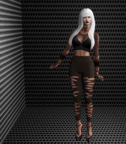 Tameless Calista at Dark Side 1