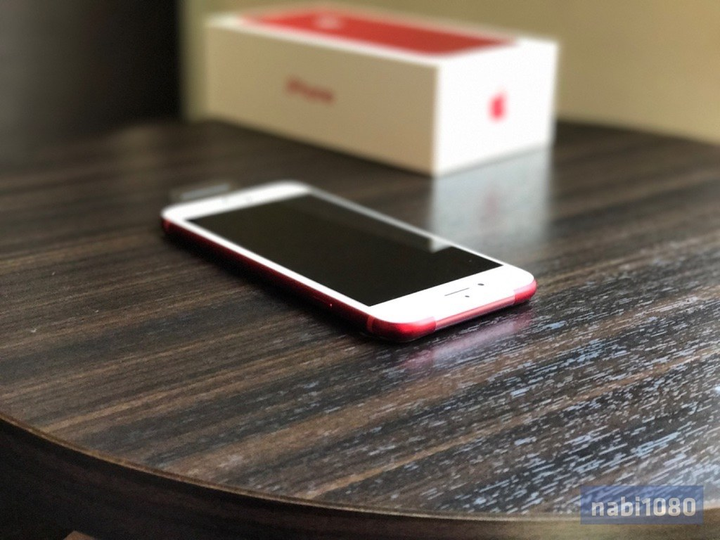 iPhone 7 Product RED03