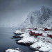 Hamnoy by Bousure