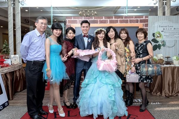 台南婚攝-新萬香餐廳 (133)