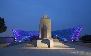 Baku - Martyrs' Lane