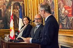 dl., 20/03/2017 - 16:41 - Amadeu Recasens rep la insígnia de Cavaller de l'Ordre Nacional del Mèrit de la República Francesa