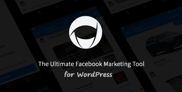 Facebook Messenger Bots for WordPress v2.2.2