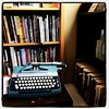 Type. #books #writing #typewriter #bookstores