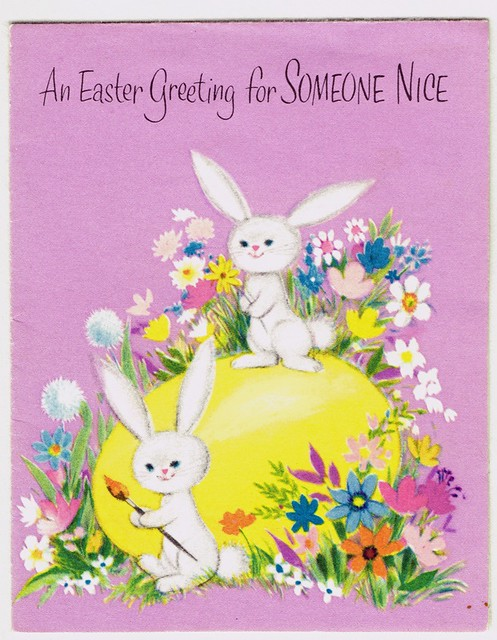 An Easter Greeting for Someone Nice