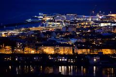 Trondheim 170405-12w2 Utsikten kveld
