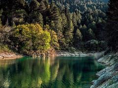Tsivlos lake, Peloponnese