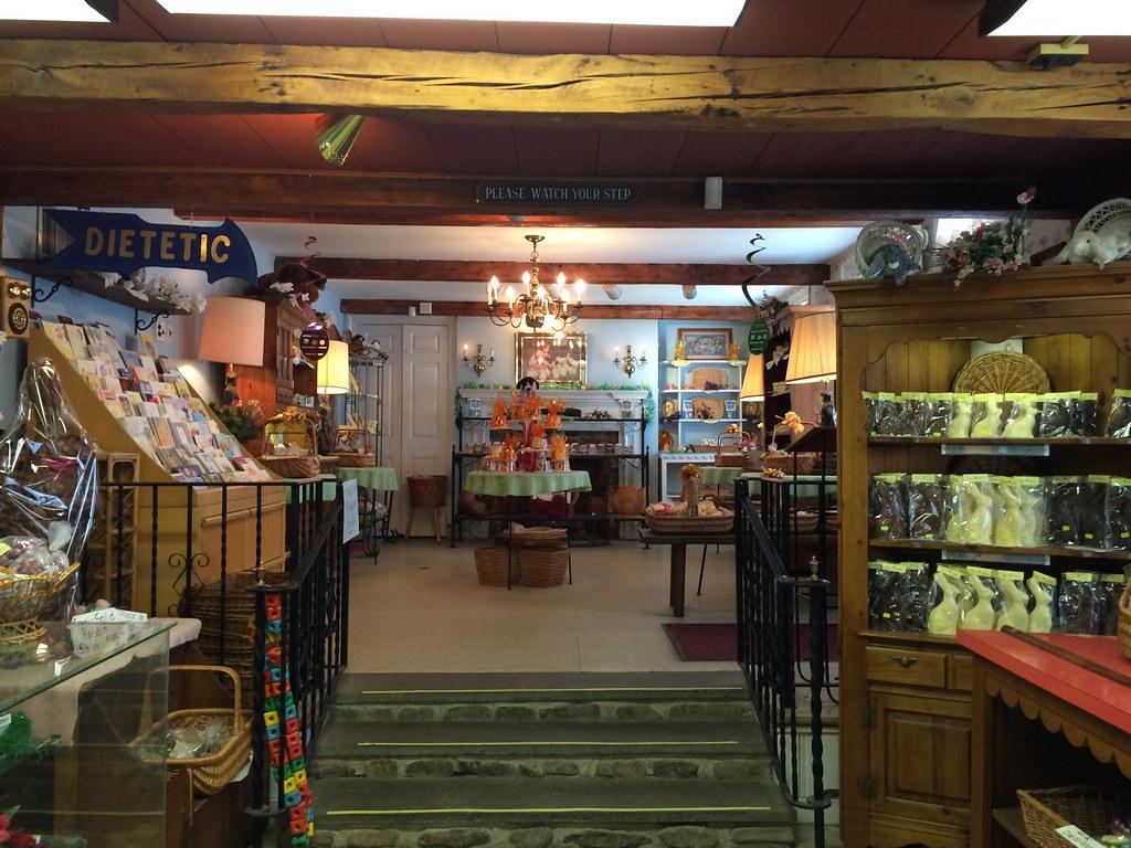Warner's Candies - Bensalem PA Pennsylvania - Retro Roadmap