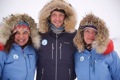 2 Degrees expedition team
