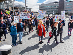 March for Science - Cardiff