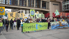 People's Climate Solidarity March Minnesota