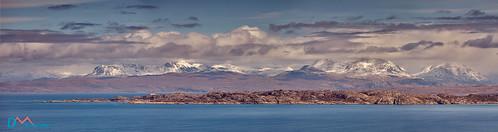 Staffin Panorama