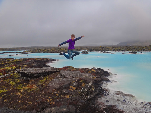 Blue Lagoon Jumping