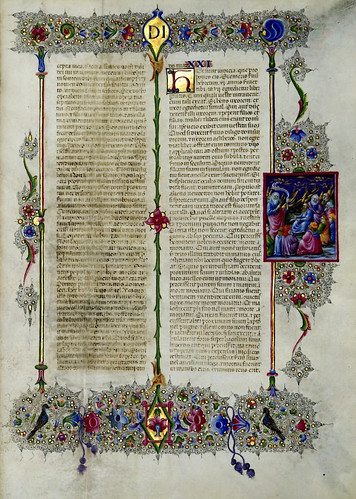 011-Bibbia di Borso d'Este-Vol 1- Hoja 71- Biblioteca Estense de Módena