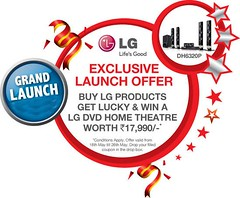 LG - Reliance Digital Store Offer